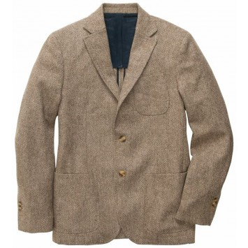 The Gentleman's Jacket - Tweed